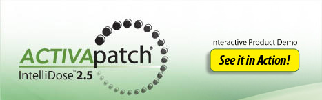 ActivaPatch 2.5 Video
