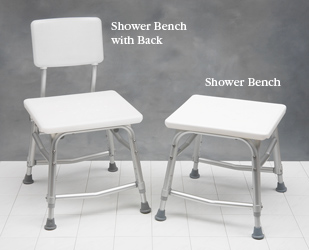 Norco Bariatric Shower Bench