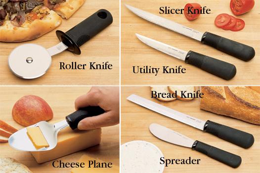 Good Grips Spreader Knife