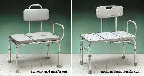 Plastic Economy Transfer Seat