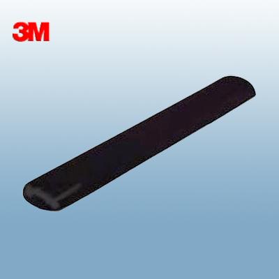 3M Std. Gel Wrist Rest, Black