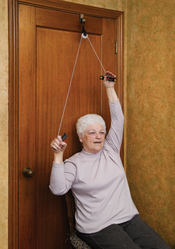 Assistivetech Net Lifeline Econo Shoulder Pulley