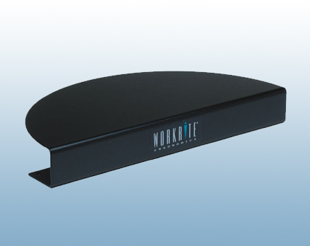 Compact Diagonal Plate, Black