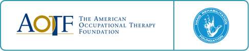 AOTF and Hand Therapy logos