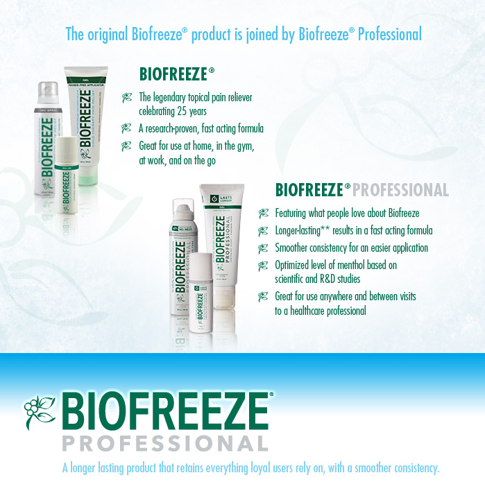 Biofreeze North Coast Medical