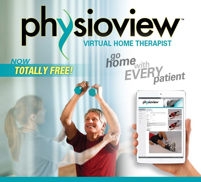 Physioview Virtual Home Therapy