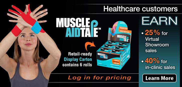 MuscleAidTape