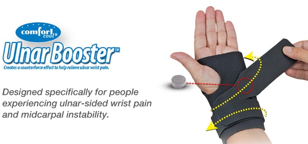 Comfort Cool® Ulnar Booster™