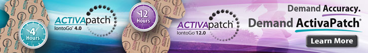 ActivaPatch IontoGo